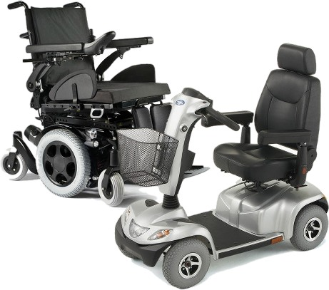QUALITY, LEADING BRAND MOBILITY PRODUCTS AND EQUIPMENT