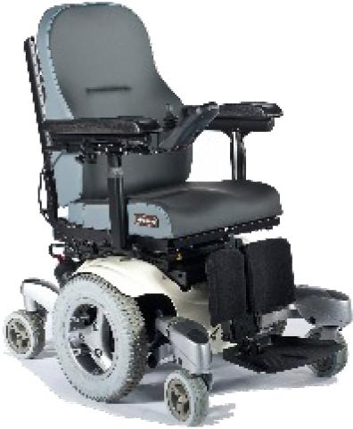 Advanced Powerchairs